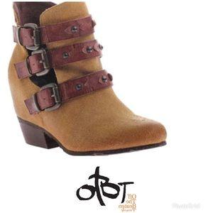 Otbt leather booties